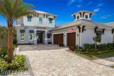 Naples FL Single Family Home For Sale: $1,876,200