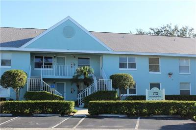 Naples FL Condo/Townhouse For Sale: $175,000