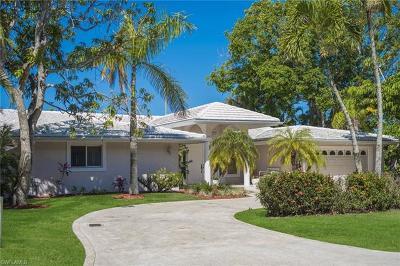 Naples Single Family Home For Sale: 1800 Sandpiper St