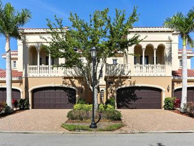 Condo/Townhouse For Sale: 9289 Menaggio Ct #102