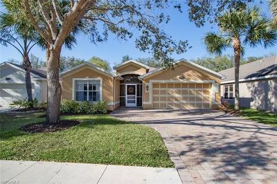 Naples Single Family Home For Sale: 15036 Savannah Dr