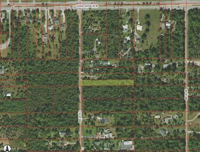 Naples Residential Lots & Land For Sale: 140 SW 11th St