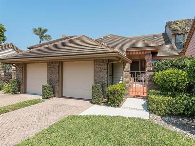 Naples Single Family Home For Sale: 4004 Crayton Rd #A-3