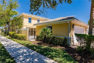 Bonita Springs Condo/Townhouse For Sale: 28219 Jeneva Way