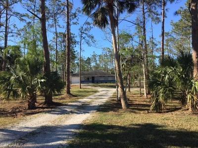 Naples Single Family Home For Sale: 3220 NE 8th Ave