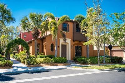 Naples Single Family Home For Sale: 9141 Chula Vista St #128-1