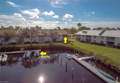Naples Condo/Townhouse For Sale: 230 Newport Dr #607