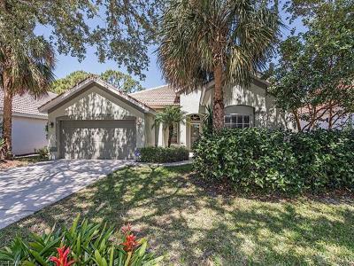 Naples Single Family Home For Sale: 6609 Autumn Woods Blvd
