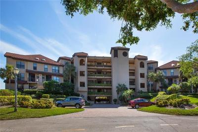 Naples Condo/Townhouse For Sale: 233 La Peninsula Blvd #233