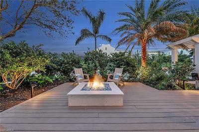 Naples FL Single Family Home For Sale: $2,900,000