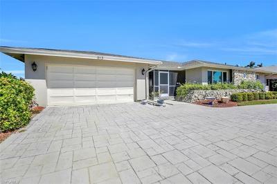 Marco Island Single Family Home For Sale: 213 Windbrook Ct