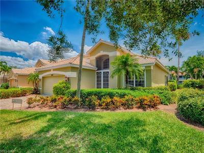 Naples Single Family Home For Sale: 2008 Timarron Way