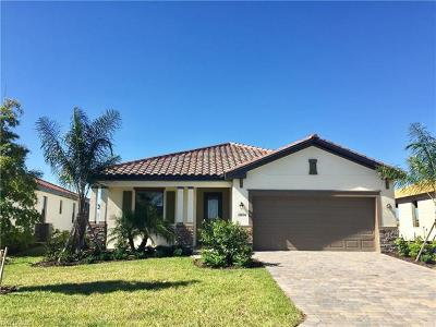 Fort Myers Single Family Home For Sale: 11600 Shady Blossom Dr