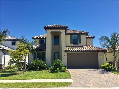 Fort Myers Single Family Home For Sale: 11575 Shady Blossom Dr