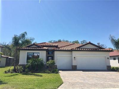 Fort Myers Single Family Home For Sale: 11887 White Stone Dr