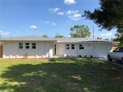 Single Family Home For Sale: 4259 SW 22nd Pl