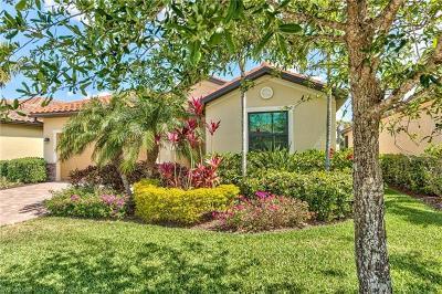 Estero Single Family Home For Sale: 20241 Black Tree Ln