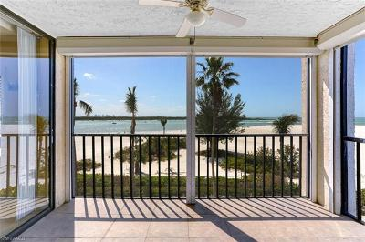 Fort Myers Beach Condo/Townhouse For Sale: 8400 Estero Blvd #305