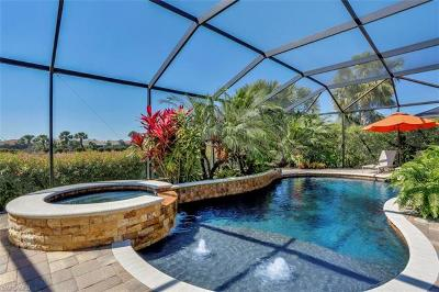 Naples Single Family Home For Sale: 9331 Marble Stone Dr