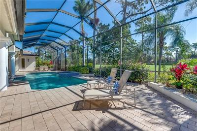 Naples FL Single Family Home For Sale: $1,125,000