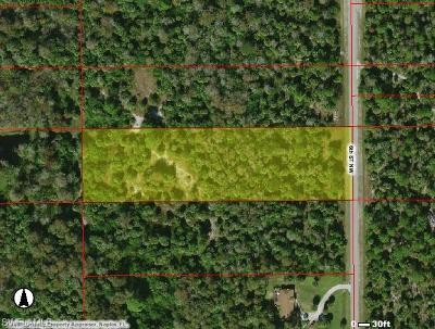 Naples Residential Lots & Land For Sale: 6th NW St