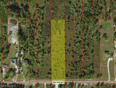 Naples Residential Lots & Land For Sale: 3465 NE 29th Ave