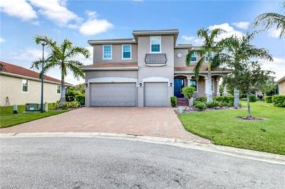 Fort Myers Single Family Home For Sale: 17010 Banyan Vine Ct