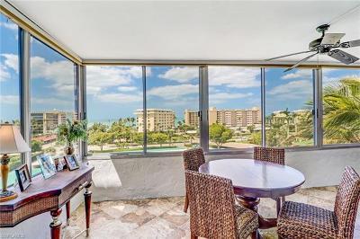 Condo/Townhouse For Sale: 3410 N Gulf Shore Blvd #606
