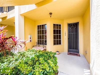 Bonita Springs Condo/Townhouse For Sale: 12005 Matera Ln #104