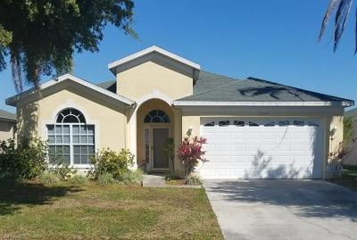 Cape Coral Single Family Home For Sale: 1709 Emerald Cove Dr