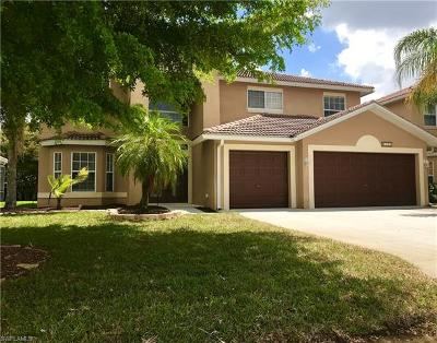 Fort Myers Single Family Home For Sale: 9759 Blue Stone Cir