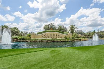 Fort Myers Condo/Townhouse For Sale: 10009 Sky View Way #1906