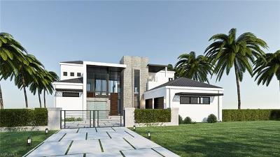Marco Island Single Family Home For Sale: 1156 Edington Pl