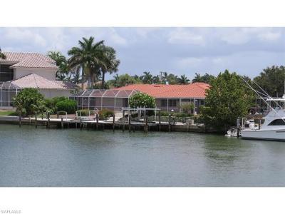 Marco Island Single Family Home For Sale: 476 Tarpon Ct