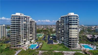 Sandcastle At Marco Beach Condo/Townhouse For Sale: 730 S Collier Blvd #406