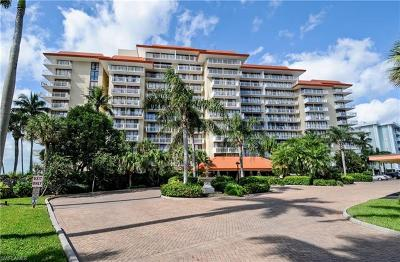 Marco Island Condo/Townhouse For Sale: 180 Seaview Ct #704