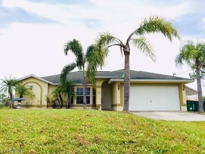 Naples Single Family Home For Sale: 3375 NE 68th Ave