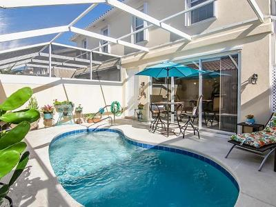 Bonita Springs Condo/Townhouse For Sale: 15589 Latitude Dr