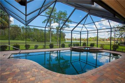 Estero Single Family Home For Sale: 20313 Leopard Ln