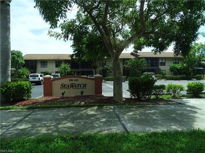 Marco Island Condo/Townhouse For Sale: 231 S Collier Blvd #6-206