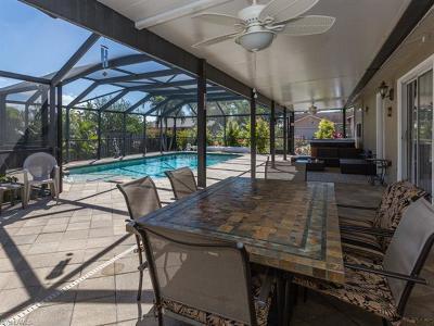 Marco Island Single Family Home For Sale: 101 Tahiti Rd