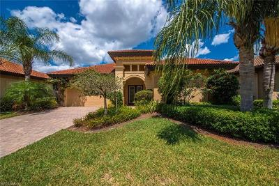 Estero Single Family Home For Sale: 12526 Grandezza Cir