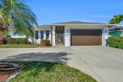 Marco Island Single Family Home For Sale: 148 Bermuda Rd