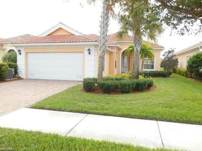 Single Family Home For Sale: 8572 Alessandria Ct