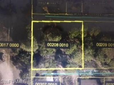 Bonita Springs Residential Lots & Land For Sale: 12001 Taylor St