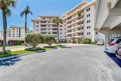 Marco Island Condo/Townhouse For Sale: 240 Seaview Ct #306