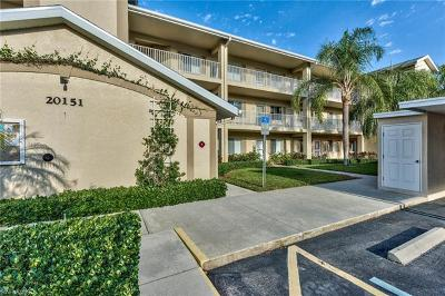 Estero Condo/Townhouse For Sale: 20151 Ian Ct #208
