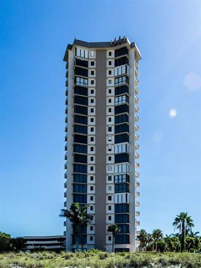 Gulfview Apts Of Marco Island Condo/Townhouse For Sale: 58 S Collier Blvd #503