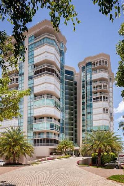 Condo/Townhouse For Sale: 4255 N Gulf Shore Blvd #101