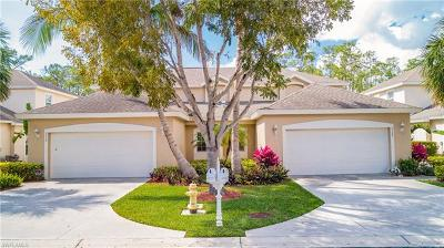 Bonita Springs Condo/Townhouse For Sale: 9772 Glen Heron Dr